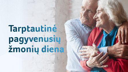 Ministras L.Kukuraitis: mūsų visuomenei linkiu kartų solidarumo