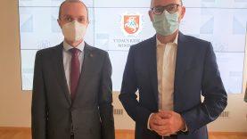 Susitikimo su Danijos ambasadoriumi metu aptarti aktualūs migracijos klausimai