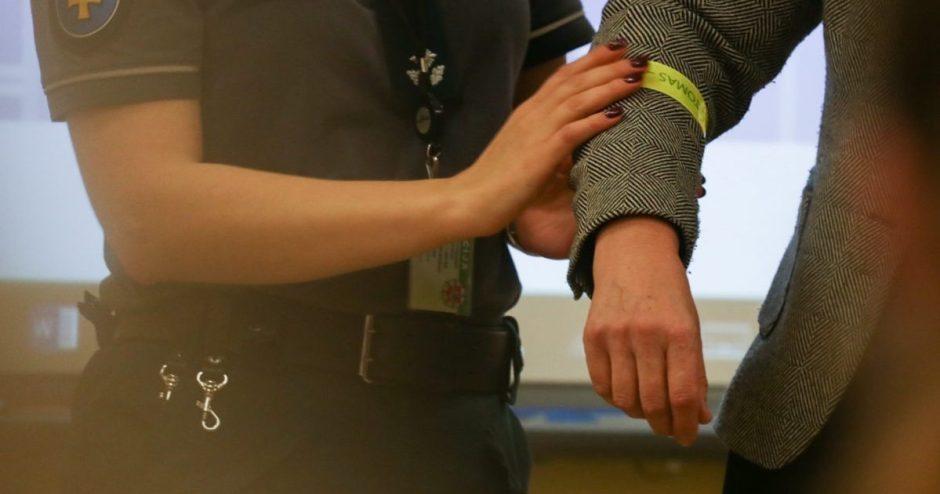 Policija primena: atšvaitas gali išsaugoti gyvybę kelyje