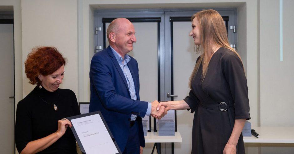 """Vilniaus savivaldybei už inicijuotą """"Paupio"""" projektą – ekspertų apdovanojimas"""