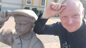Pasaulinę turizmo dieną Varėna atšventė gamtos ir žaidimų ritmu
