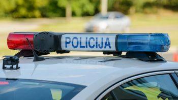 Keičiasi policijos reagavimas į pranešimus