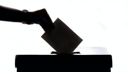 Atnaujintos rekomendacijos užtikrinant rinkimų dalyvių saugumą