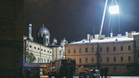 Internetinių platformų gigantas Netflix – vėl Vilniuje!