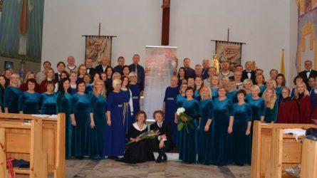 Senojoje Varėnoje Mikalojaus Konstantino Čiurlionio 145–ųjų  gimimo metinių proga nuskambėjo chorų festivalis