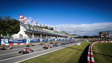 Muštynes Pasaulio kartingo čempionate smerkia viso pasaulio autosporto visuomenė
