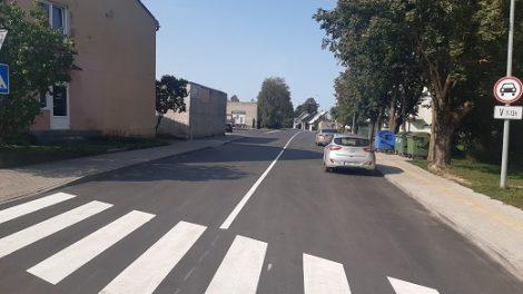 Kretingos rajone tvarkoma dvigubai daugiau kelių