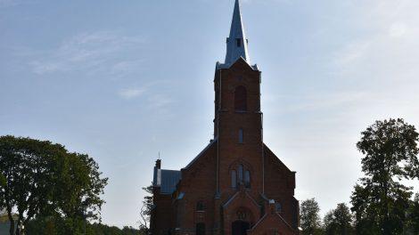 Perlojiškiai šventė bažnyčios 90-metį
