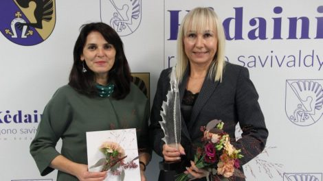 Apdovanoti valstybės tarnauotojai ir savivaldybės darbuotojai