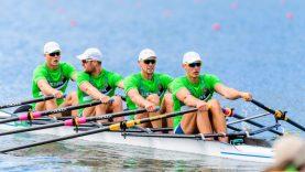Lietuvos irkluotojų ketvertas iškovojo Europos čempionato bronzos medalius