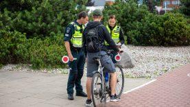Klaipėdos kelių policijos ir miesto pareigūnų vykdytų priemonių rezultatai