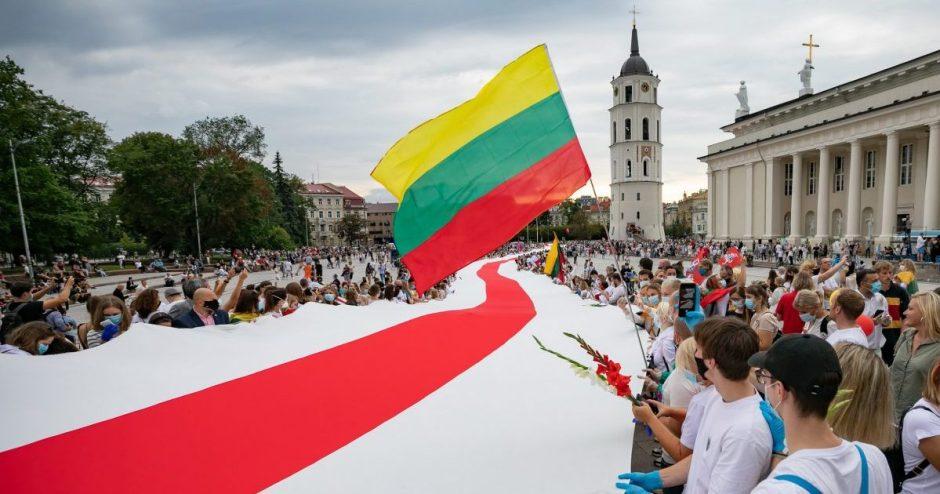 Baltarusiai nuo šiol turės erdvę Vilniuje, kur telksis bendruomenė, vyks parodos