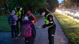 Klaipėdos apskrityje minėta Europos saugaus eismo diena
