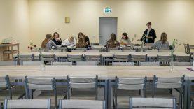Sostinės mokyklose dirbs kūrybinių sričių profesionalai – įgyvendinama unikali gilaus mokymosi programa