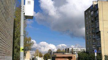 Vilniuje įrengiamos pirmosios stebėjimo kameros įžūlių šiukšlintojų nustatymui