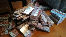 Kaišiadorių rajono gyventojoms už nelegalias cigaretes gresia baudos nuo kelių šimtų iki kelių tūkstančių eurų