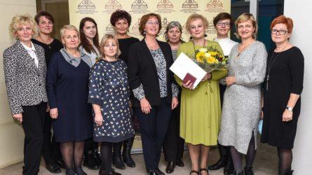 """Gabrielės Petkevičaitės-Bitės viešoji biblioteka apdovanojo """"Ad astra"""" laureatus"""