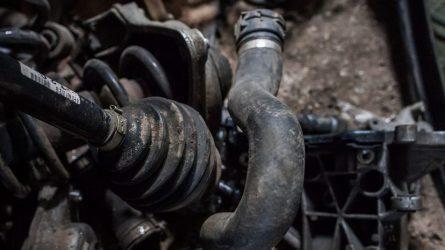 Kiek autoservisų Lietuvoje netvarko atliekų ir kas už tai sumoka?
