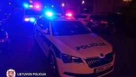 Savaitės policijos įvykių apžvalga