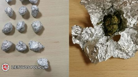 Klaipėdos apskrities pareigūnai vykdė priemones alkoholio ir narkotinių medžiagų vartojimo kontrolei stiprinti