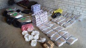 Kol Raseinių nusikaltėliai kariavo tarpusavyje, kriminalistai iš Šiaulių juos kišo už grotų ir naikino narkotikų laboratorijas
