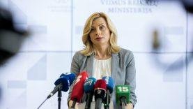 Ministrė R. Tamašunienė: savivaldybės, esančios geltonoje zonoje,turėtibūti pasiruošusios