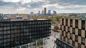 Vilnius pratęsia lengvatas viešbučiams: 50 proc. mažina turto mokesčius