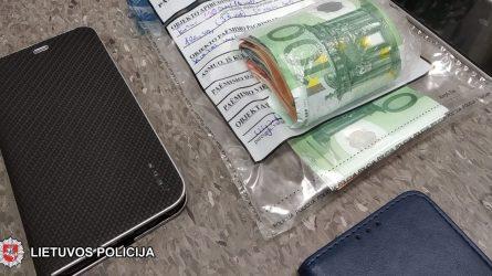 """Žaibiškai sulaikyti """"turistai"""" iš Ukrainos (video)"""