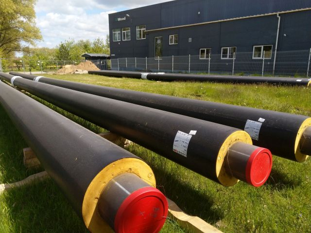 Atnaujinta 11 kilometrų šilumos tinklų Panevėžyje