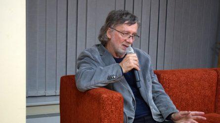 """Antanas A. Jonynas: """"Kada nors galvojau, kad nemirsiu, o dabar jaučiuosi negyvenęs"""""""