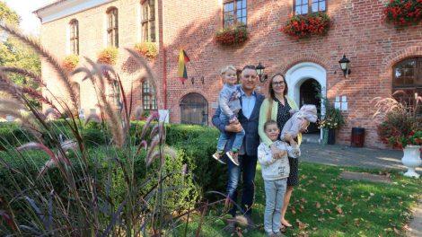 900-asis Kauno rajono kūdikis – Rasa iš Akademijos