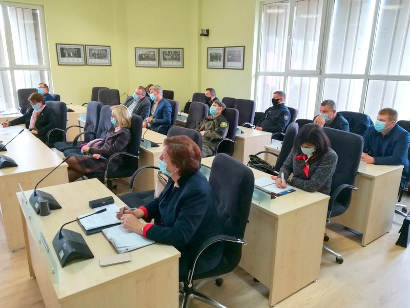 Prevencijos priemonių taikymas Kelmės rajono savivaldybės teritorijoje