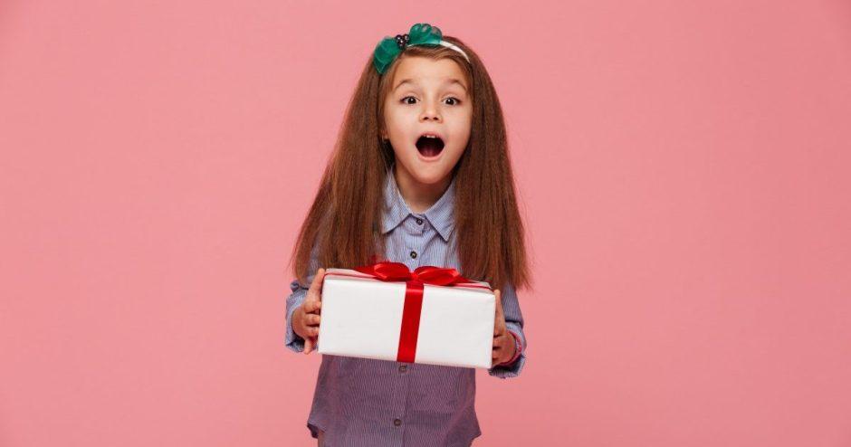 Pasisemkite idėjų: personalizuotos dovanos vaikams