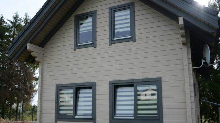 Medinių langų gamyba – savotiška meno forma