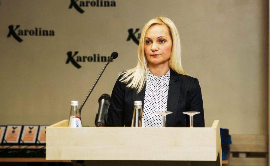 Lietuvos stalo teniso vadovė I. Navickienė: apie talentus ir prezidentės kėdę