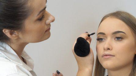 📹 Apie veido odą ir makiažą: Dieninis rudens makiažas