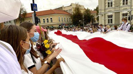 Ministrė R. Tamašunienė: atvykti į Lietuvą dėl humanitarinių priežasčių leista 581 Baltarusijos piliečiui