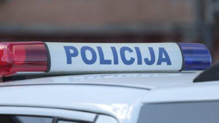 Už melagingą policijos pareigūnų iškvietimą – piniginė bauda