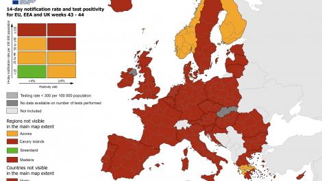 Atnaujintas paveiktų šalių sąrašas: izoliacija ar tyrimas būtinas atvykus tik iš pilkosios zonos