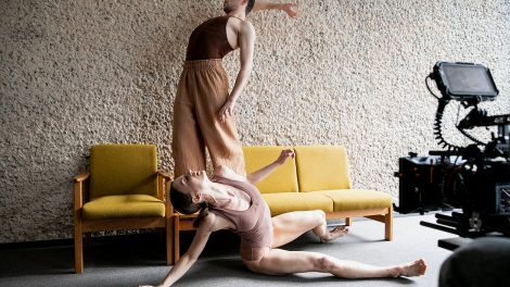 Šokis + miestas: sostinės architektūra ir šokio žanras šviežiu kampu