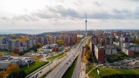 Prasidėjus šaltajam sezonui Vilnius kovoja su oro tarša