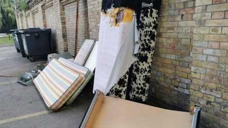 Vilniuje įrengtos stebėjimo kameros jau fiksavo pirmuosius atliekų tvarkymo pažeidėjus