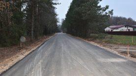 Varėnos rajone atnaujinami vietinės reikšmės keliai ir gatvės