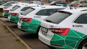 """Už """"palakstymą"""" Kauno gatvėmis – ir bauda, ir teisės vairuoti atėmimas"""