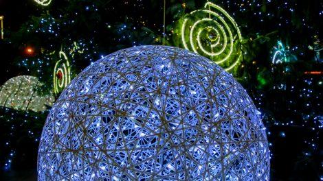 Panevėžyje – saugios ir šviesios Kalėdos