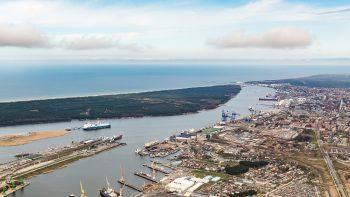 Susisiekimo ministerija kviečia susipažinti su Klaipėdos uosto susisiekimo infrastruktūros plėtros specialiuoju planu