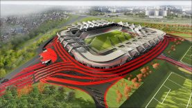 Vilnius siūlo susitarti taikiai dėl Daugiafunkcio komplekso