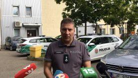 """Kauno kelių policijos viršininkas V. Lukošius: """"Eismo kultūrą lemia žmonių sąmoningumas"""""""