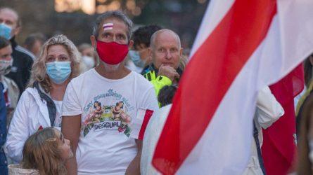 Ministrė R. Tamašunienė: atvykti į Lietuvą dėl humanitarinių priežasčių leista 653 Baltarusijos piliečiams