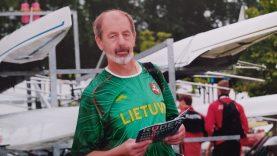 Pasiklydęs iškvietimas olimpiniam vicečempionui išgelbėjo gyvybę